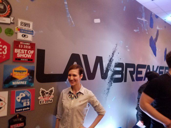 Law Breakers Award