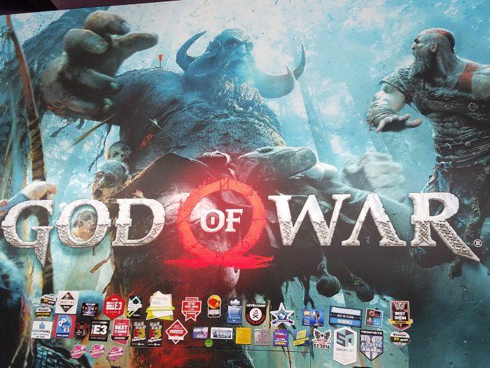 God of War Award