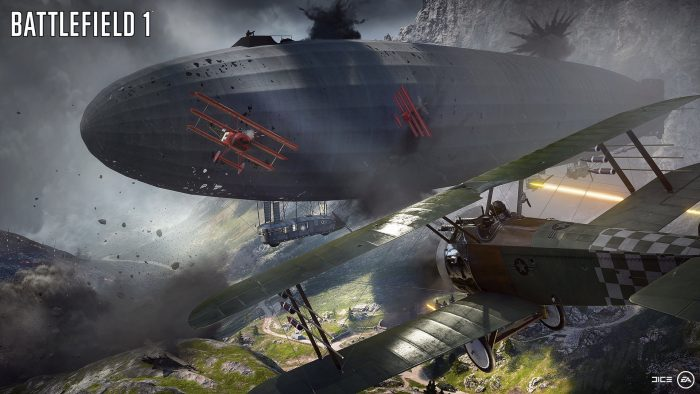 Battlefield 1 Award