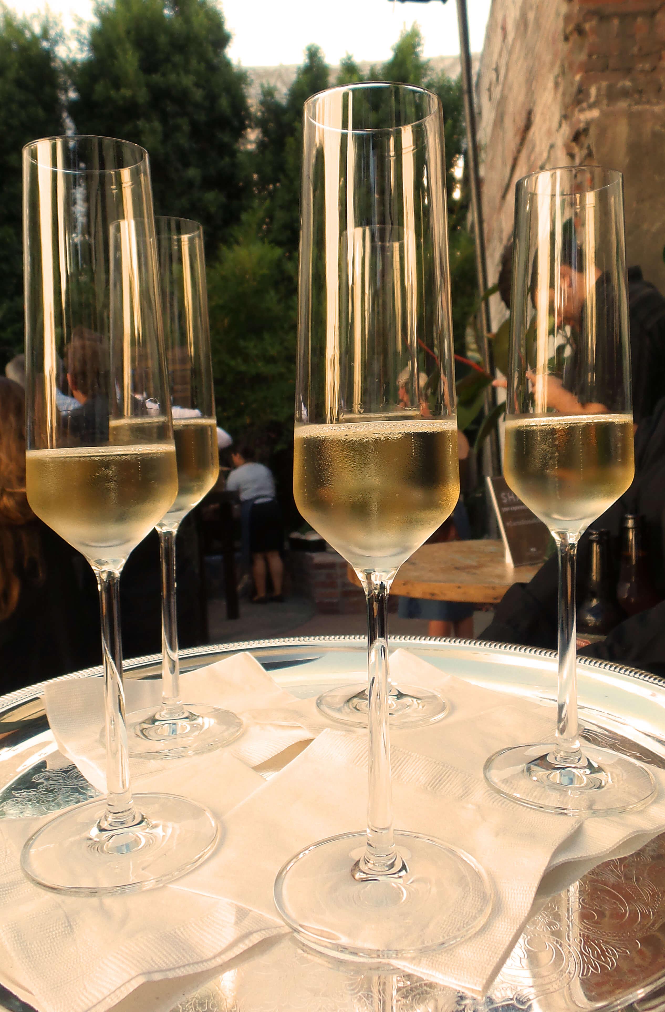 Nicolas Feuillatte Blue Label Reserve Brut Champagne