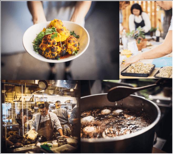 Season 2 of The Migrant Kitchen