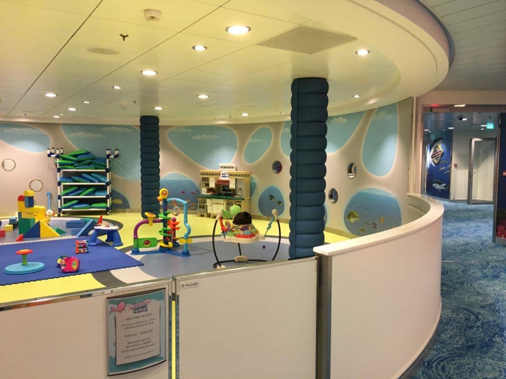 Kids' center