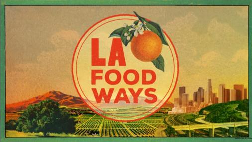 LA Foodways Logo