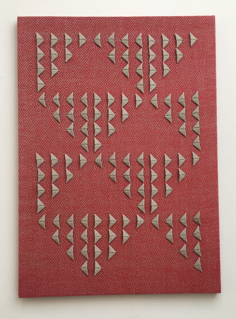 Untitled (Red Primary), 2017 by Susie Taylor