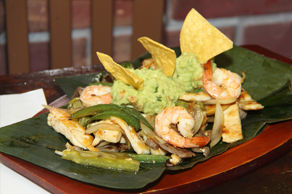 La Tapatia Menu and Food