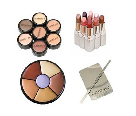 supercover makeup kit