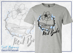 Petal-Books-Shirt