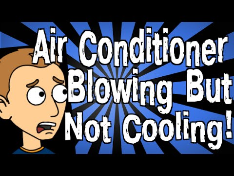 My Air Conditioning is Not Cold? Why?