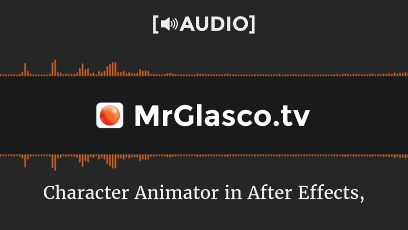 [🔊AUDIO] Using Adobe Character Animator LIVE