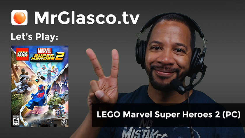 Let's Play: LEGO Marvel Super Heroes 2 (PC), LEGO ASMR – Part 1