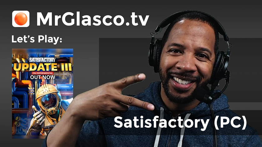 Let's Play: Satisfactory (PC), Scaling Early Production