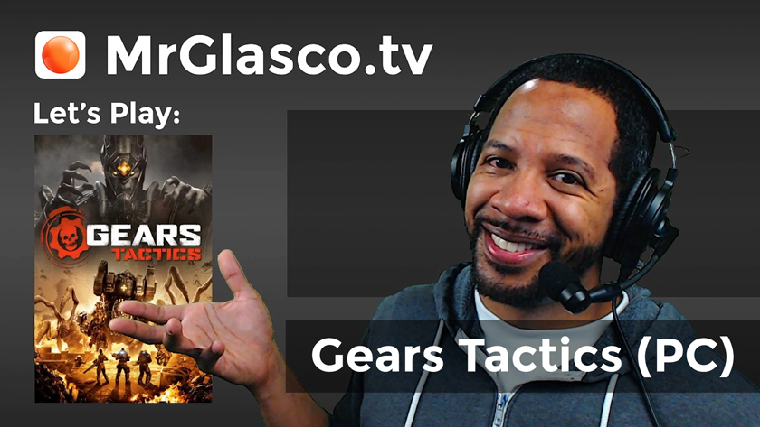 Let's Play: Gears Tactics (PC), Part 2