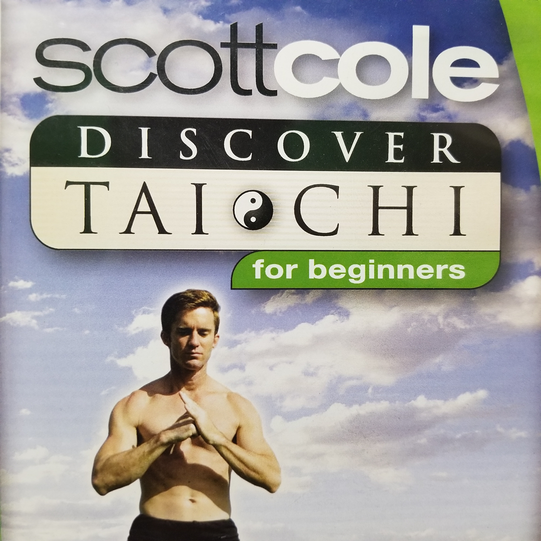 #PreGaming: Scott Cole's Discover Tai Chi For Beginners