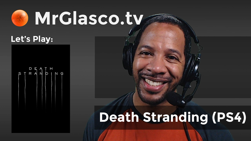 Let's Play: Death Stranding (PS4), Testing & Decompressing