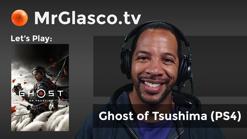 Let's Play: Ghost of Tsushima (PS4), Part 1