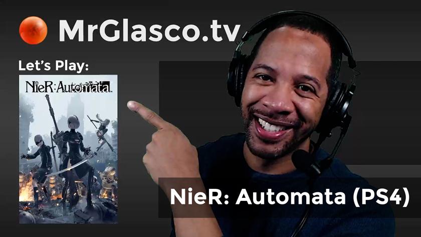 Let's Play: NieR: Automata (PS4), Part 1