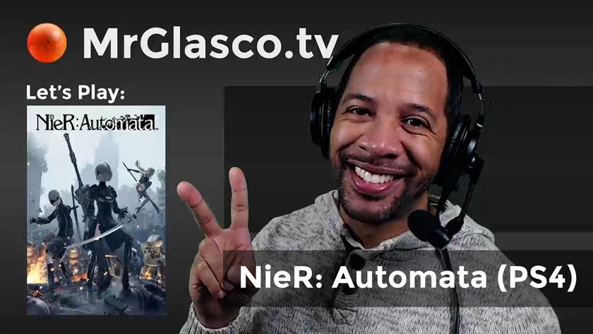 Let's Play: NieR: Automata (PS4), Part 2