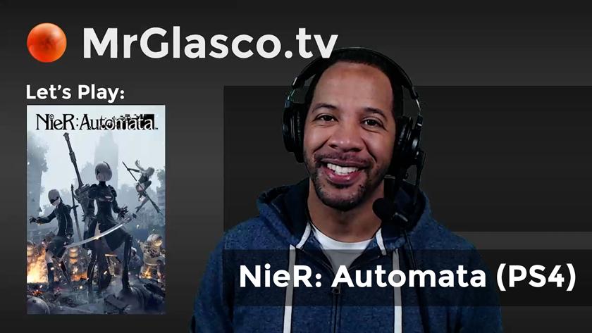 Let's Play: NieR: Automata (PS4), Part 3