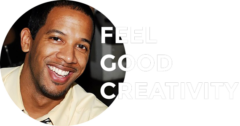 feel good creativity