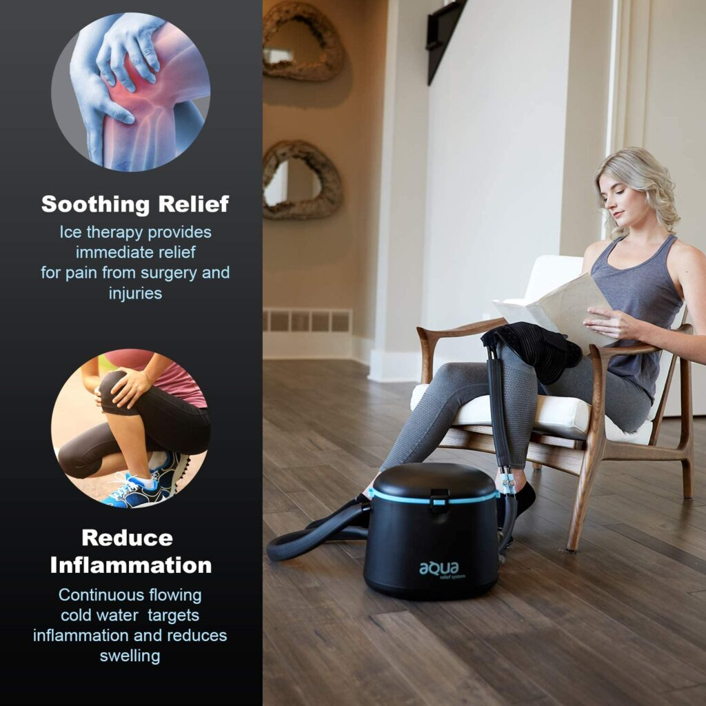 Aqua Relief Cryotherapy And Hot Water Therapy System