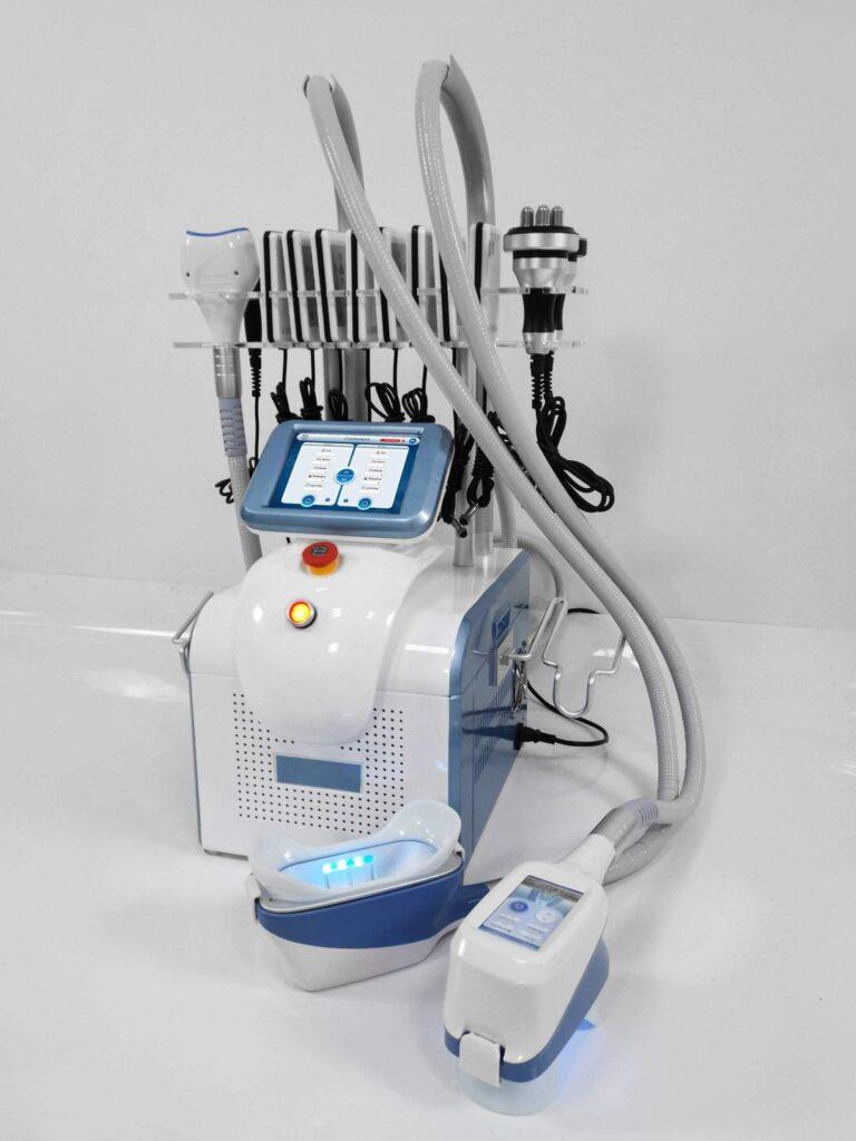 Multi-Function Lipo Laser 40K Vacuum Lipo Ultrasonic Cavitation Machine Weight Loss Body Slimming Beauty Equipment