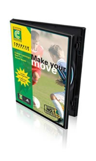 Coerver Coaching: Make Your Move DVD