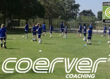 Coerver Coaching Drills