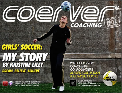 Kristine Lilly Coever eBook