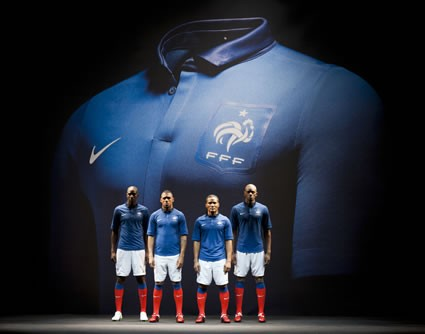 detailed look 449d6 6a1d8 Nike Introduces the New French Football Kit - Soccer ...