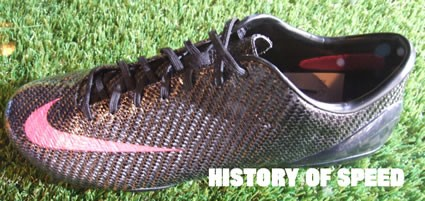 Nike History of Speed