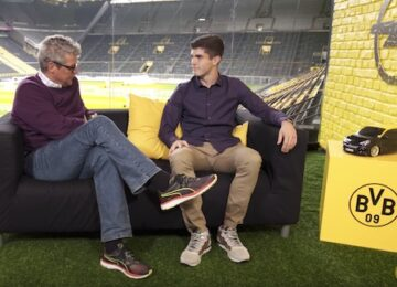 Pulisic Speaks German