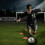 Coerver Kid Shooting