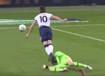 Harry Kane Never Dives