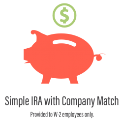 Simple IRA with Company Match