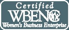 Certified WBENC