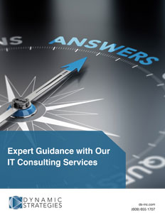 Expert Guidance with Our IT Consulting Services
