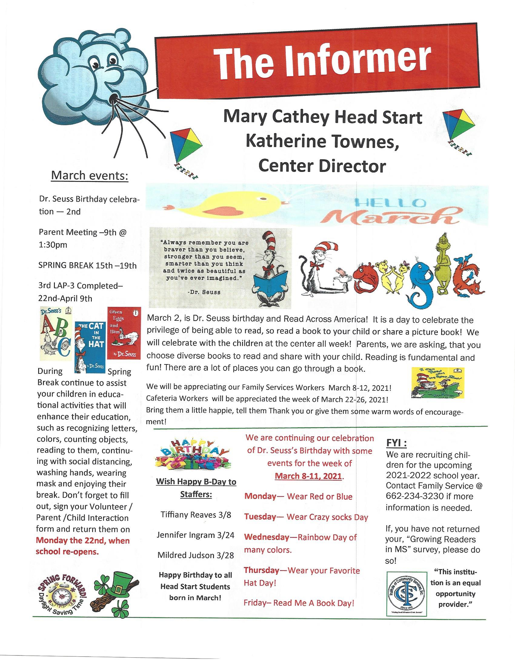 MaryCMarch Newsletter & Calendar 2021_Page_1