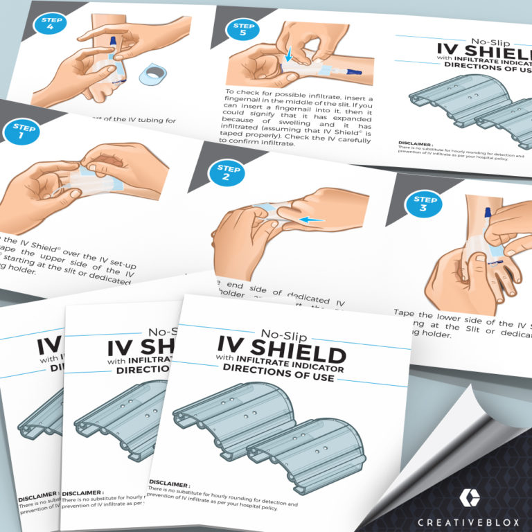 Technical Illustration – Medium Detail