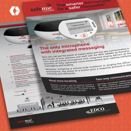SafeMic SalesSheet Mockup CBx