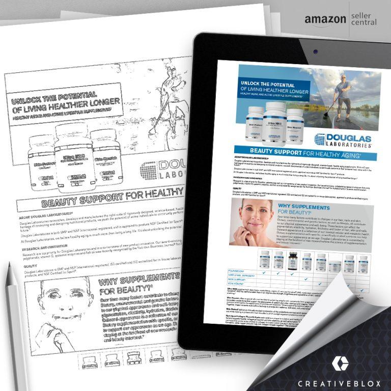Amazon Enhanced Brand Content Theme Design