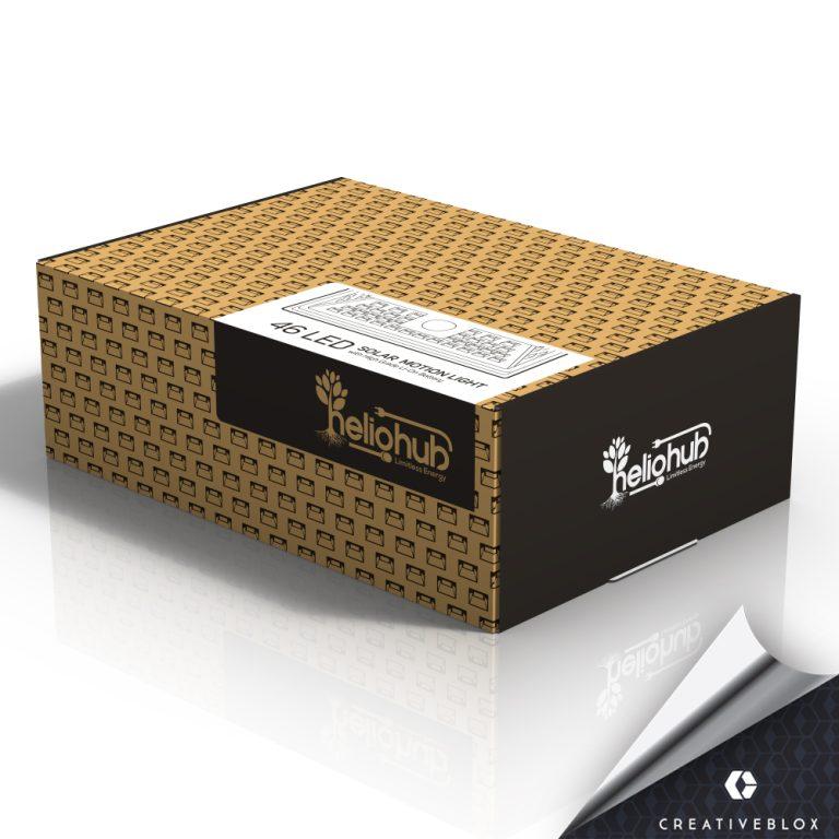 E-Commerce Packaging Theme Design