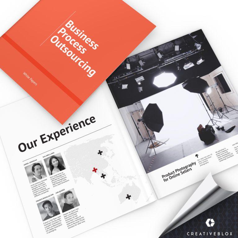 Design White Paper Theme