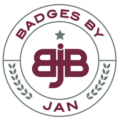 Badges by Jan