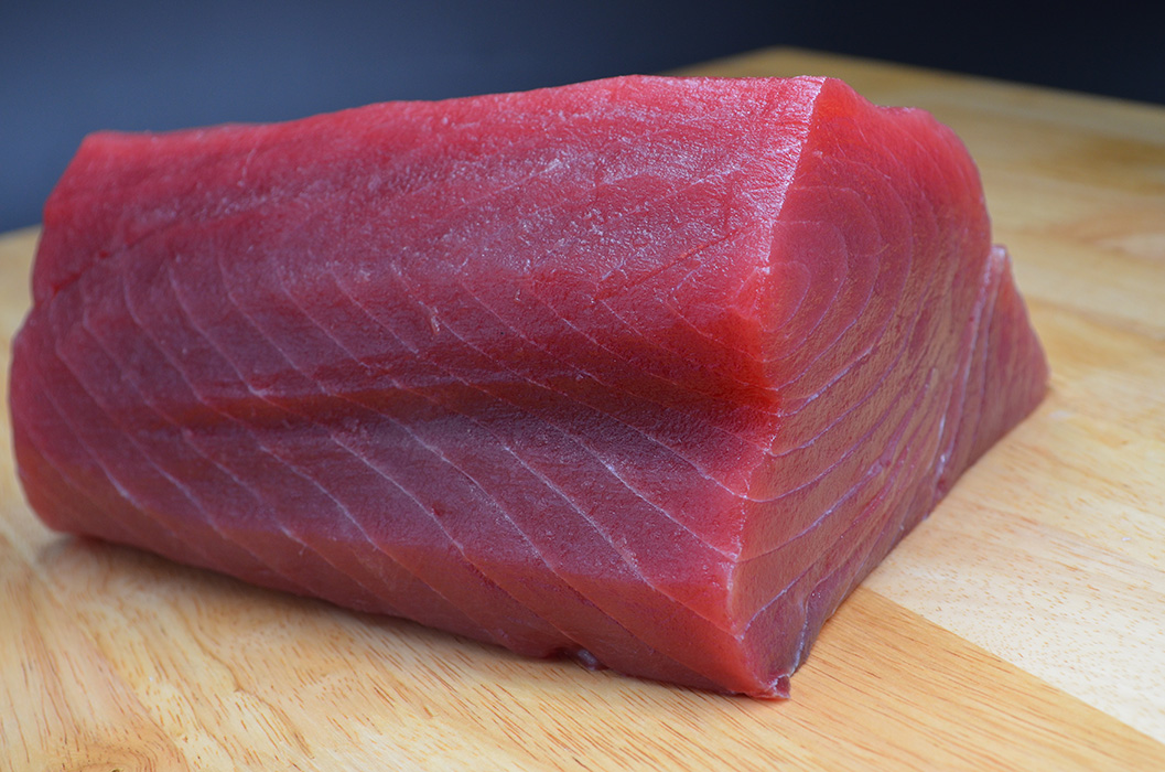 Bar Harbor Seafood fresh tuna
