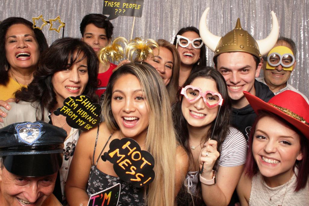 Lizeth's Graduation Party