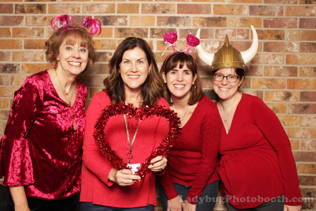 Valentine's Day at Merry Ministries