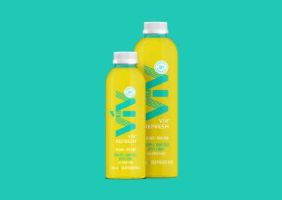 VÍV Cold Pressed Juice