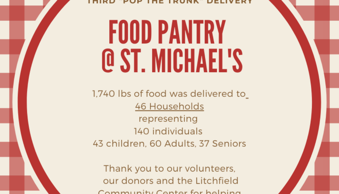 Food Pantry @ St. Michael's