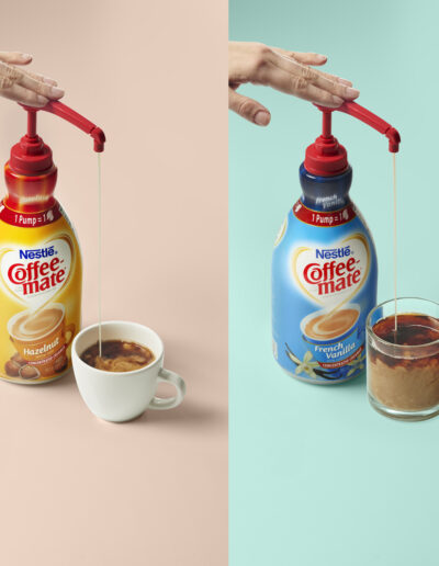 Coffee-mate Pumps