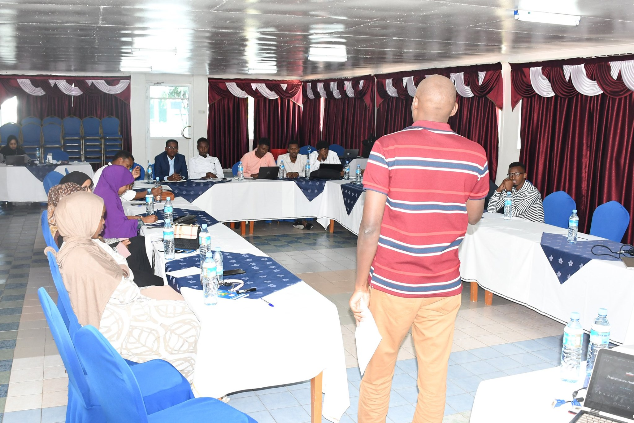 A Two-Day Training on Performance Audit Manual